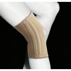 Эластичный коленный бандаж с боковыми вставками TN-211