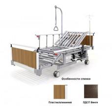 Кровать-кресло DB-11A с электроприводом (с туалетом + боковое переворачивание + кардиокресло)