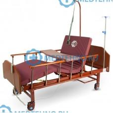 Кровать медицинская электрическая DB-7 (ММ-077Н)