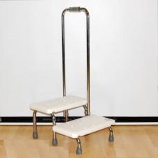 Поручень с 2-мя ступенями для ванной комнаты FS 569