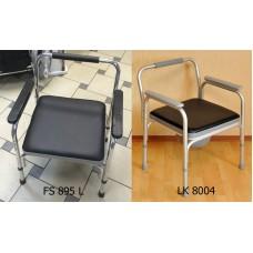 Кресло-туалет FS 895 L / LK 8004