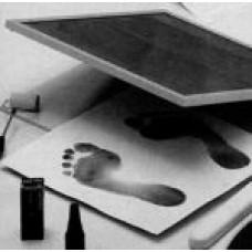 Плантограф для определения плоскостопия
