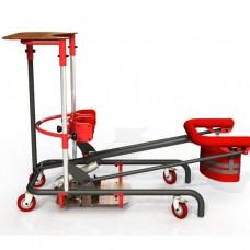 Вертикализатор с электроприводом с функцией подъема с пола или кресла 5666