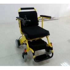 Коляска инвалидная с электроприводом малогабаритная облегченная Compact drive