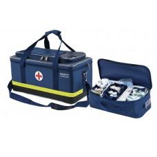 Набор реанимационный для оказания скорой медицинской помощи НРСП-01 в сумке реанимационной СР-03 3 с аспиратором