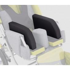 Подушка сужающая сидение шириной 10 см RCR_137 для коляски Рейсер