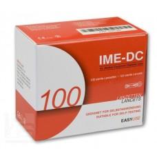 Ланцеты IME-DC 100 шт.
