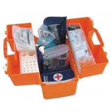 Набор для оказания реанимационной помощи взрослым и детям от 6 лет без аспиратора НРСП-01 в укладке УМСП-01-П