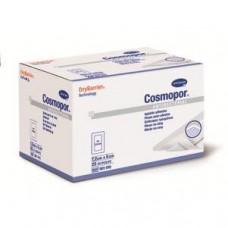 Самоклеющаяся серебросодержащая повязка Cosmopor Antibacterial 20х10см (901005)
