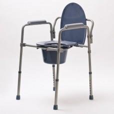 Кресло туалетное складное DRVW01