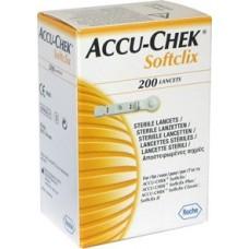 Ланцеты стерильные Accu-Chek Softclix (Акку-Чек Софткликс) №200