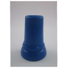 Наконечник для тростей и костылей (Rebotec Германия) арт. 200.50.00 синий/серый 19мм
