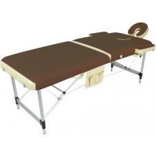 Стол массажный 2-х секционный JFAL01A (РА2.20.13А-00)