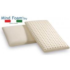 Детская ортопедическая подушка Mind Foam SKY BABY с эффектом антидавления