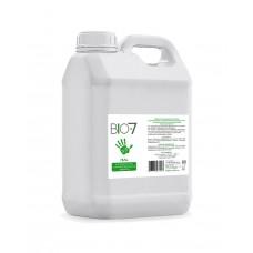 Гель с антибактериальным эффектом BIO7 5л