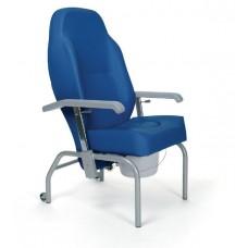 Кресло-стул Normandie с санитарным оснащением (гериатрическое кресло)