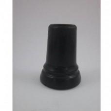 Наконечник для тростей и костылей арт. 200.10.20 черный 22мм (Rebotec, Германия)