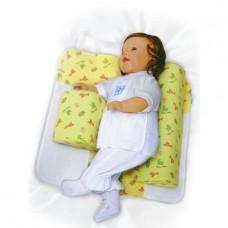 Ортопедическая подушка-конструктор для младенцев (артикул П10)