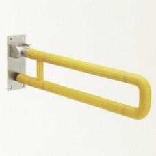 Откидной поручень для ванны арт. 1W011-Y с антибактериальным покрытием и флуоресцентной вставкой