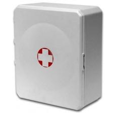 Аптечка для детских и учебных учреждений (пластиковый шкаф)
