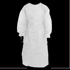 Халат хирургический нестерильный на завязках Ван Тач пл. 12г/м2