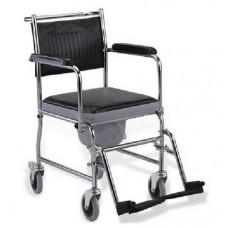 Кресло-каталка на колесах с туалетным устройством LY-800-154 Titan Deutschland