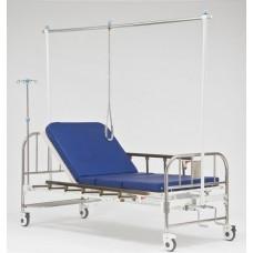 Кровать медицинская RS104-B с рамой Балканского