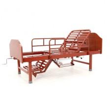 Кровать механическая с туалетным устройством и функцией «кардиокресло» E-49 (MM-912Н)