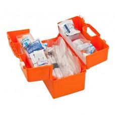 Набор травматологический (Травматологическая укладка) для оказания скорой медицинской помощи НИТсп-02 в футляре-саквояже УМСП-01-Пм/2