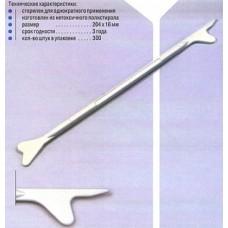 Шпатель гинекологический Эйра (полимерный), стерильный К-ПИ