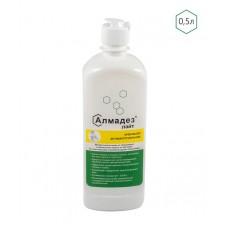 «Алмадез-лайт». Антибактериальное крем-мыло с пролонгированным эффектом.