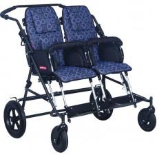 Детская инвалидная коляска ДЦП Patron Tom 4 X-country Classic Duo