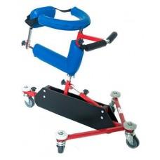 Ходунки для детей ДЦП на 4-х колесах «Стрела»