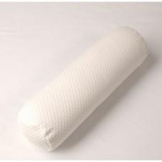 Подушка ортопедическая в форме валика из латекса (F 8016b) 60x16