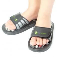 Рефлекторные массажные тапочки Massager Slipper