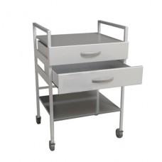 Стол медицинский металлический СММП-08-Я-ФП модель 03 тип 24
