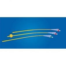 Катетер уретральный фолея StrataNF 2-ход., силиконовый, рентгенконтрастный + (Заменен на аналог)