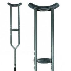 Подмышечные костыли усиленные. Рег. под рост 160—200 см (10022BA) *