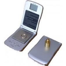 Портативные весы карманные весы ТН-211/300 грамм/0,05 грамма (гиря в комплекте)