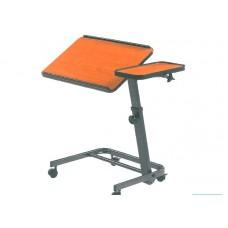 Столик для инвалидной коляски и кровати с поворотной столешницей Fest LY-600-253
